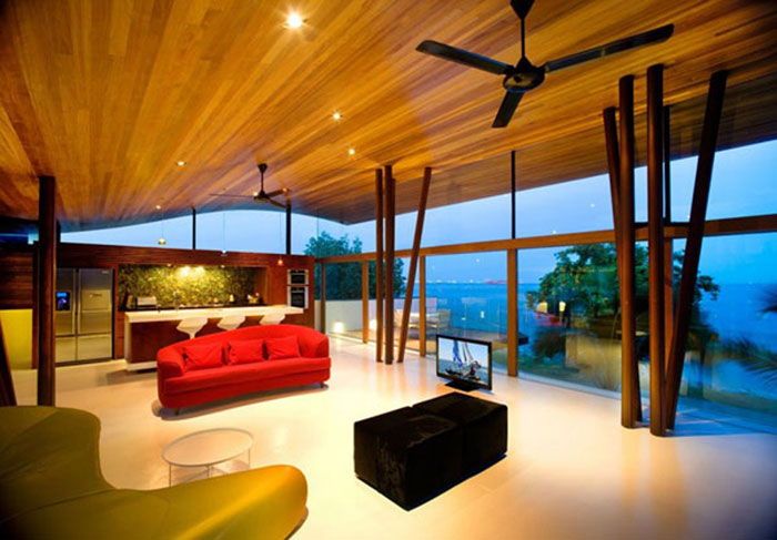 T2 Tropical Living Room Designs From Corners Of Paradise