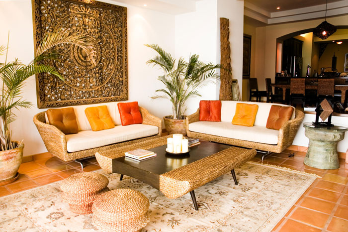 tropical living room furniture. t24 Tropical Living Room Designs From Corners Of Paradise