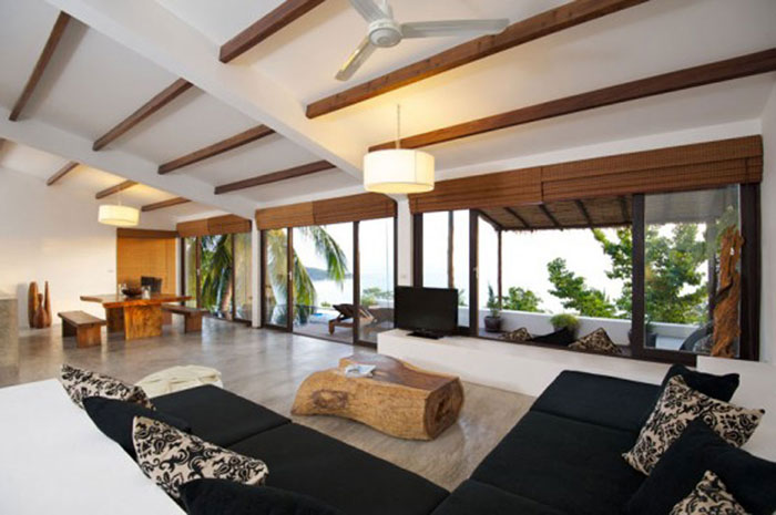 T3 Tropical Living Room Designs From Corners Of Paradise