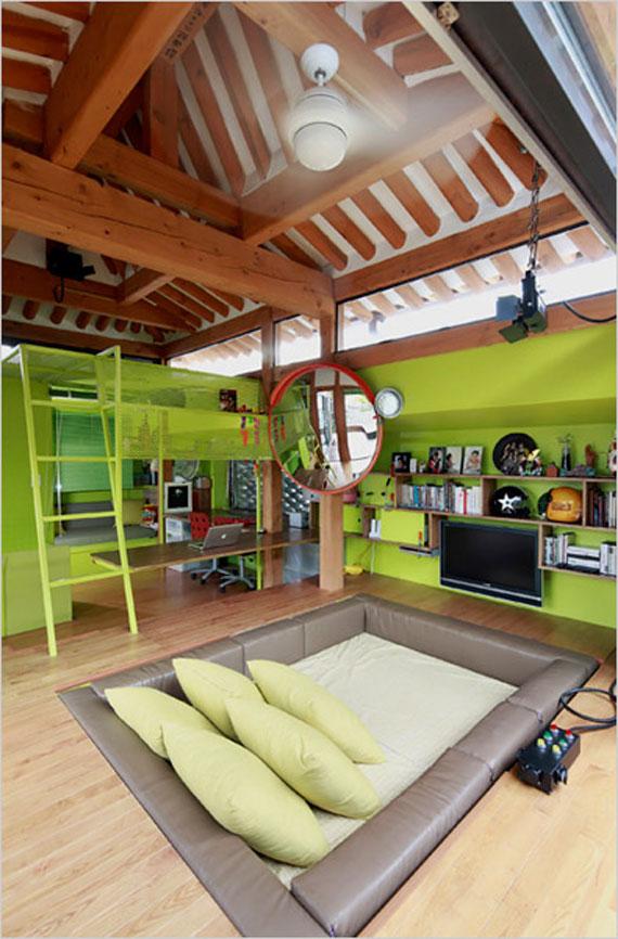 Impressive Rooms With Unique Interior Design Ideas