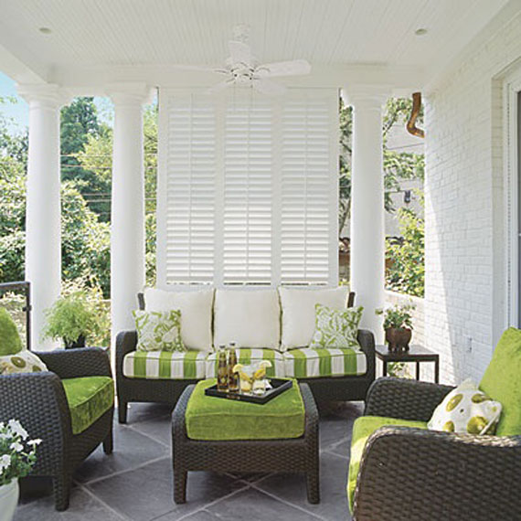Front Porch Design Ideas To Inspire You In Building And Decorating ...