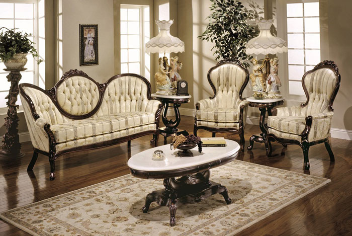 The Classic And Classy Style Of Victorian Living Rooms