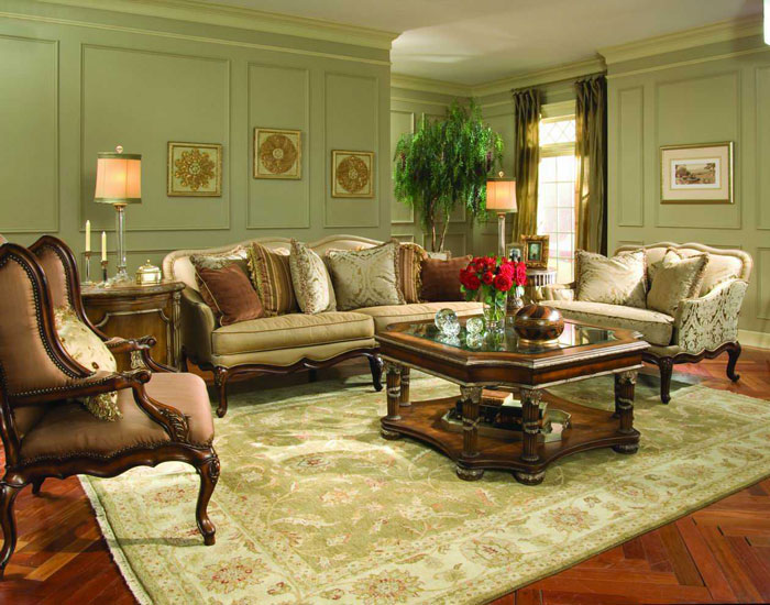 Living Room Victorian the classic and classy style of victorian living rooms