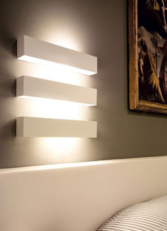 Wall Mounted Lamp Designs For Your Rooms