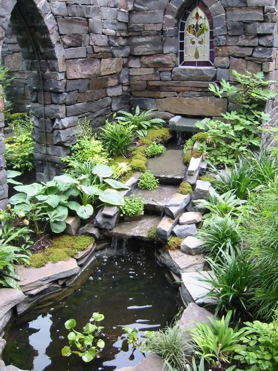 W18 Backyard Ponds And Water Garden Ideas   31 Examples
