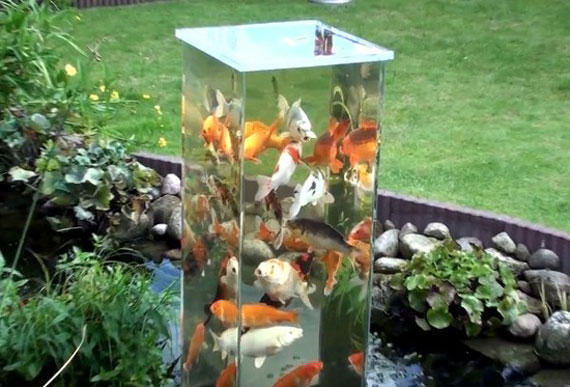 Water Garden Ideas find this pin and more on gardening W30 Backyard Ponds And Water Garden Ideas 31 Examples