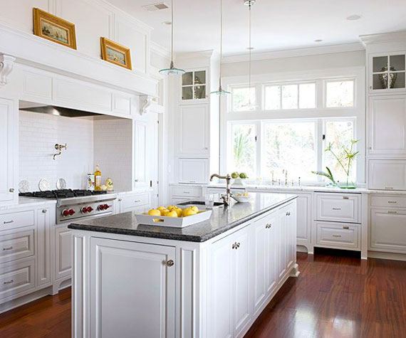 White Kitchen Design Ideas To Inspire You - 33 Examples