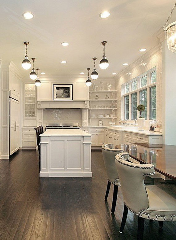 Beautiful White Kitchens white kitchen design ideas to inspire you - 33 examples