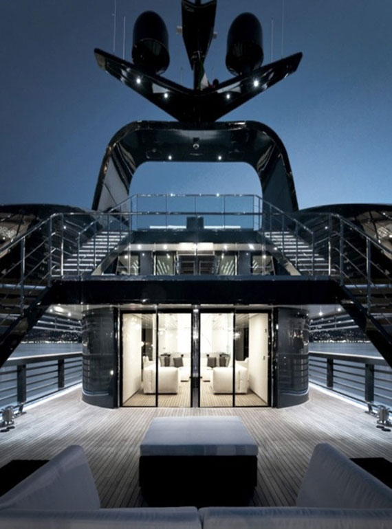 Glamorous Yachts Interior Design Examples That Will Amaze You 1