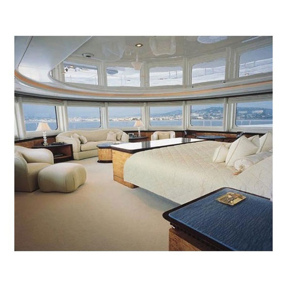 Glamorous Yachts Interior Design Examples That Will Amaze You 19
