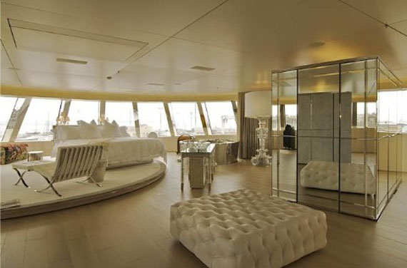 Glamorous Yachts Interior Design Examples That Will Amaze You 29