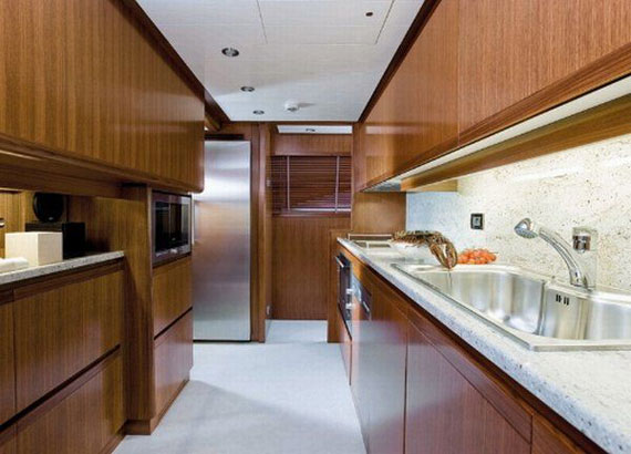 Glamorous Yachts Interior Design Examples That Will Amaze You 3