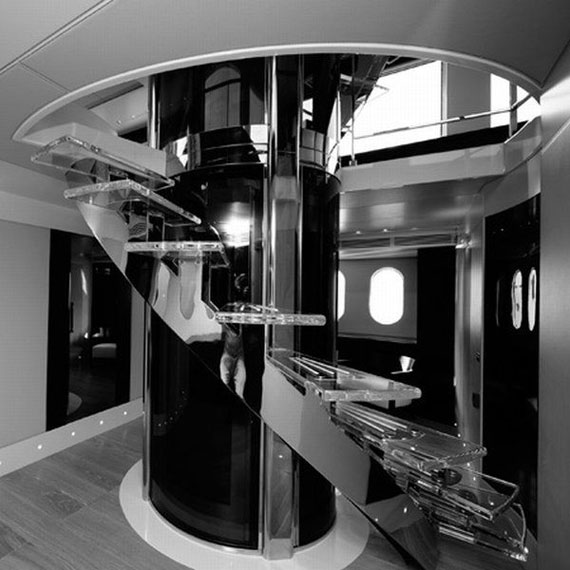 Glamorous Yachts Interior Design Examples That Will Amaze You 6