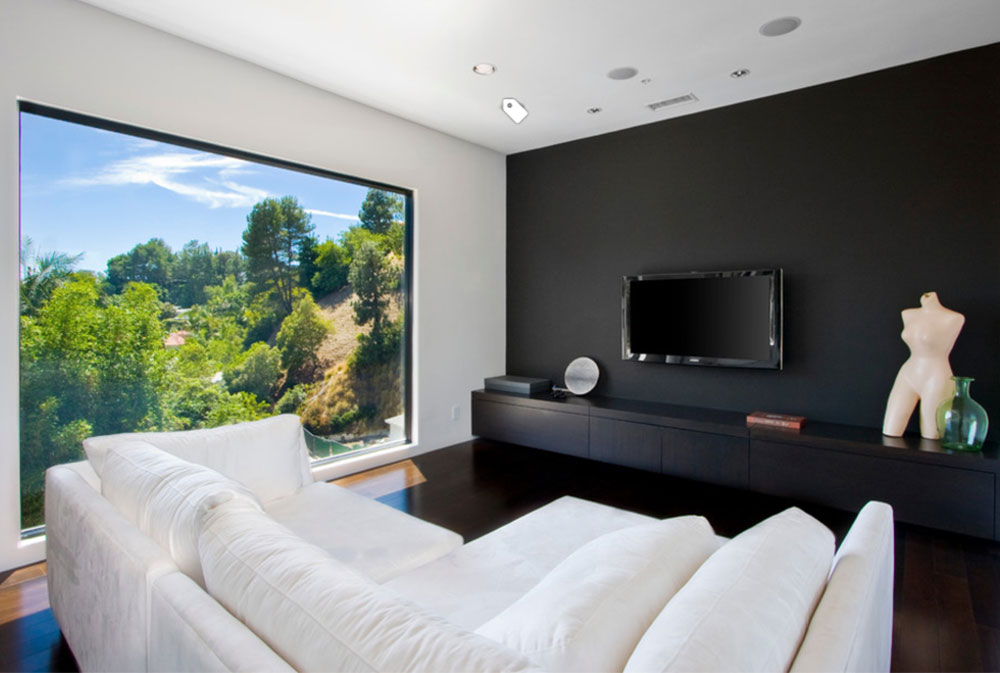 Anita By Launch Systems Black Walls Ideas For Your Modern Interiors (47