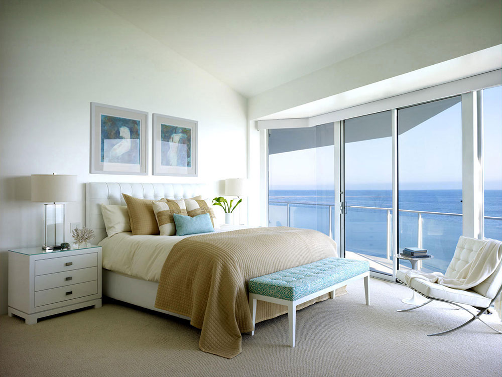 Beach Design Bedroom beach house interior and exterior design ideas (48 pictures)