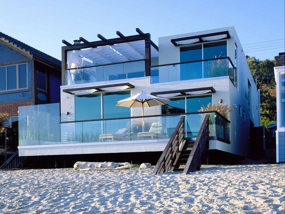 Modern Beach House beach house interior and exterior design ideas (48 pictures)