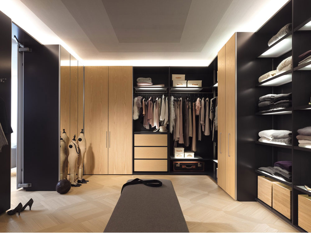 Wardrobe Design Ideas For Your Bedroom 46