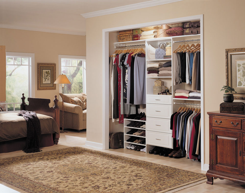 Bedroom-Wardrobe-Closets-4 Wardrobe Design Ideas For Your Bedroom (46 Images