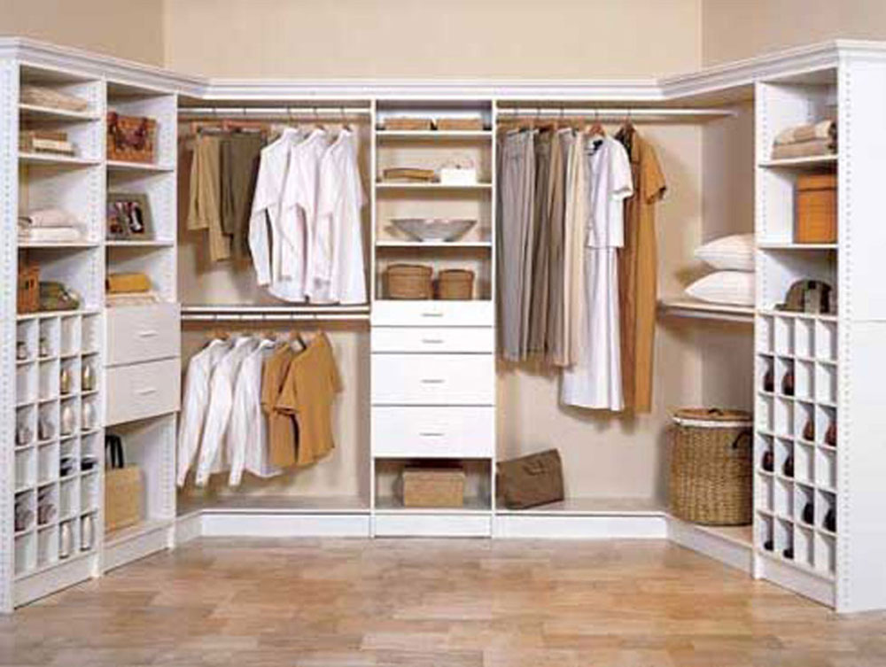 Wardrobe Design Ideas For Your Bedroom Images - Master bedroom closet organization ideas