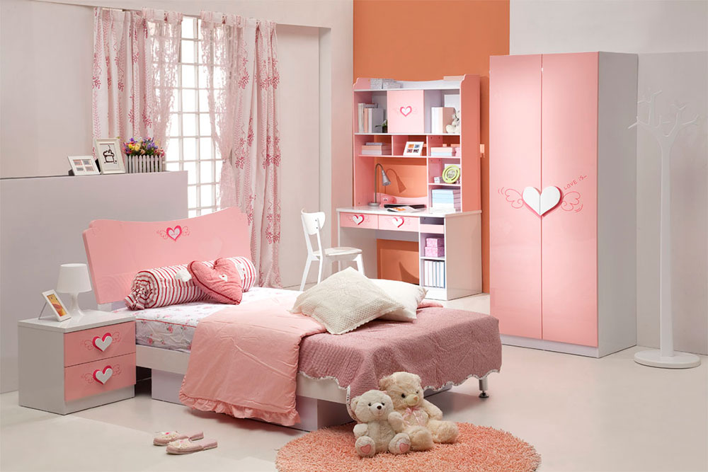 Colorful Girls Rooms Decorating Ideas 0 Colorful Girls Rooms Design U0026