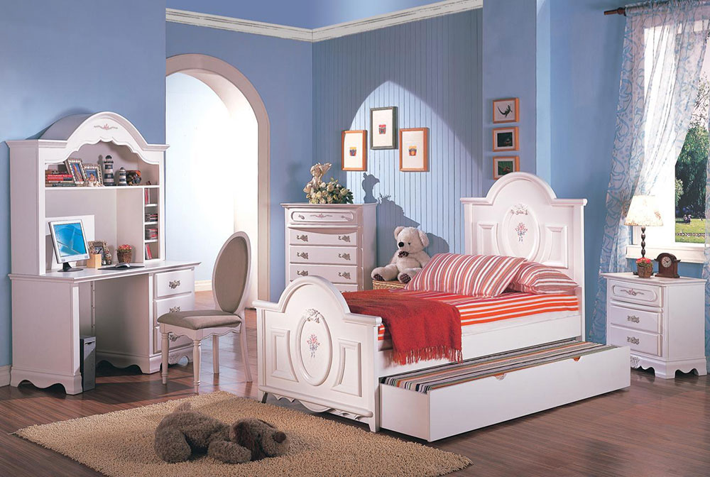 Colorful Girls Rooms Decorating Ideas  2. Colorful Girls Rooms Decorating Ideas   36 Pictures
