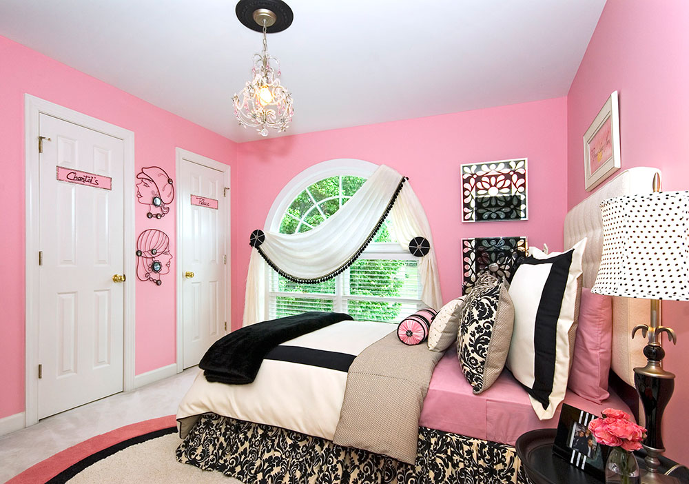 Colorful Girls Rooms Design & Decorating Ideas (44 Pictures)