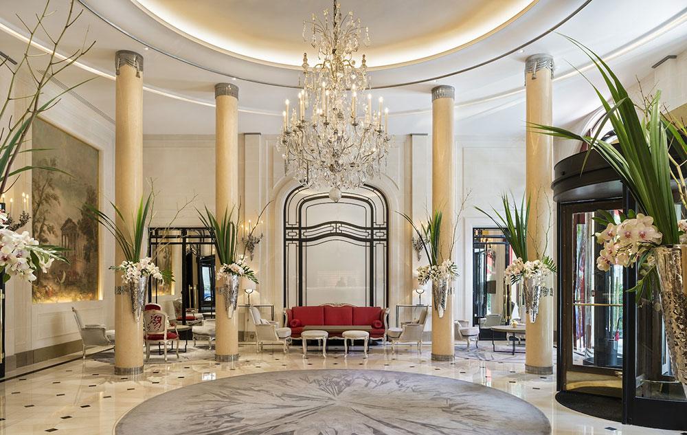 . Modern Hotel Interior Design And Decor Ideas  54 Pictures
