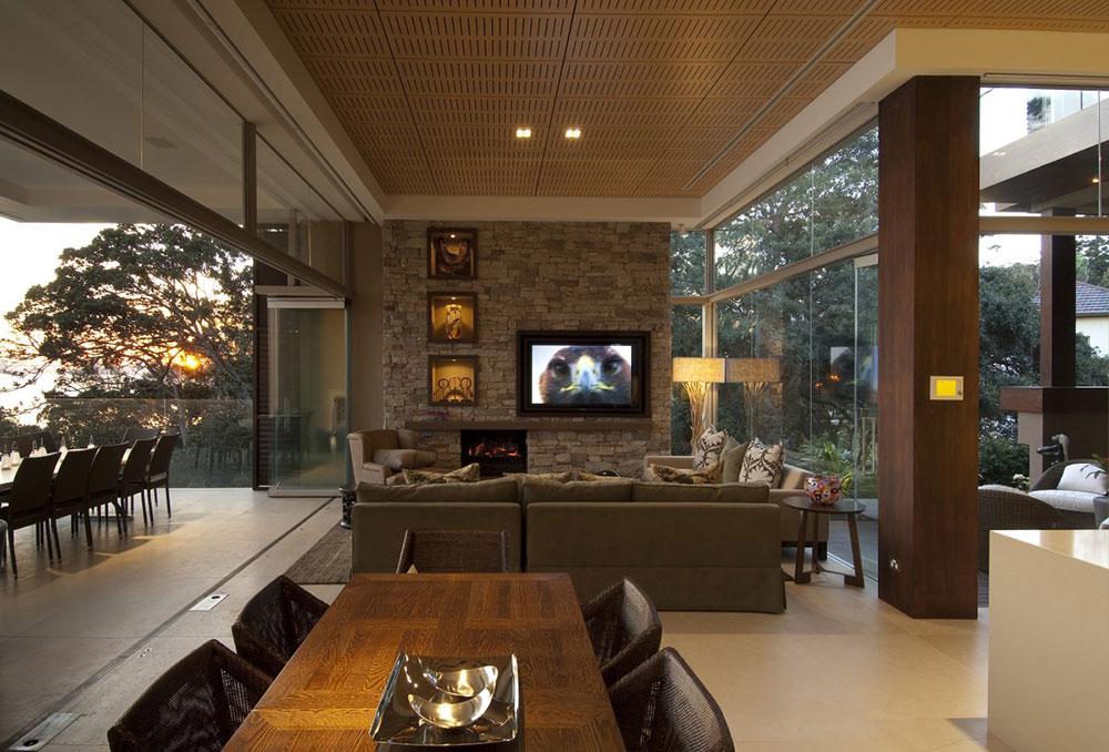 Awesome Brick And Stone Wall Ideas For A Houses Interiors Inspirational Interior Design Netriciaus