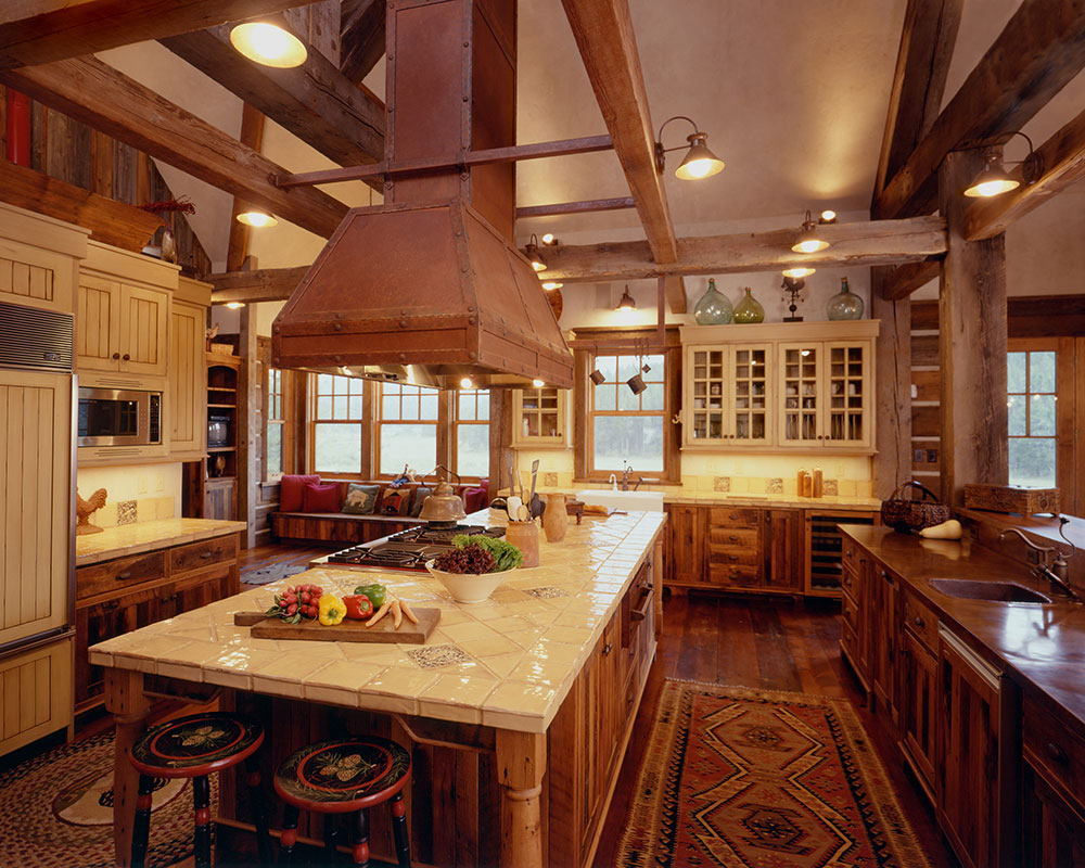 Cabin Design Ideas For Inspiration 2 Log Cabin Interior Design: