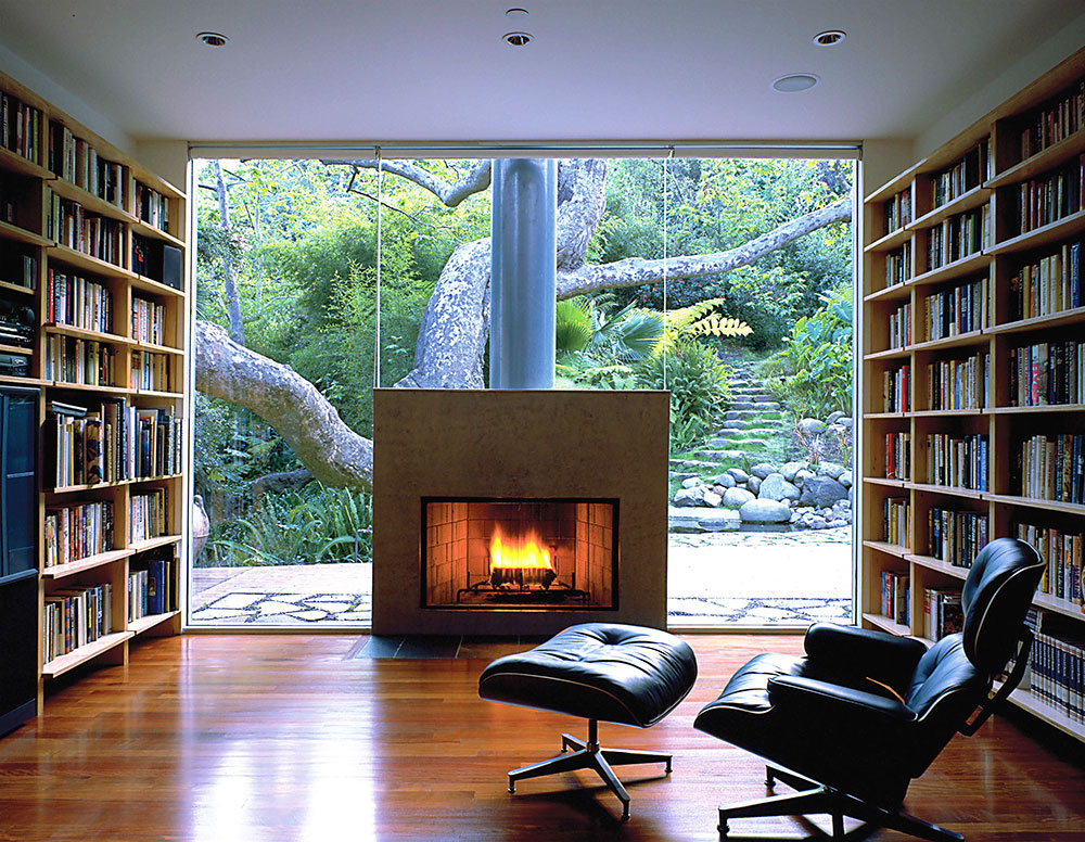 Modern And Traditional Fireplace Design Ideas 1