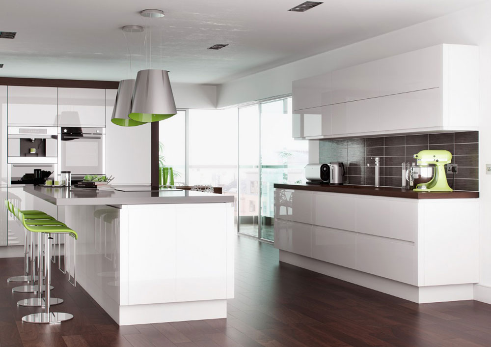 Great White Kitchen Design Ideas To Inspire You 5 White
