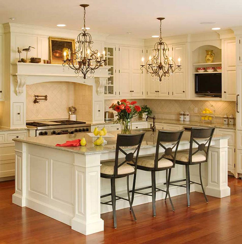 white kitchen design ideas to inspire you 8 white - White Kitchen Design Ideas