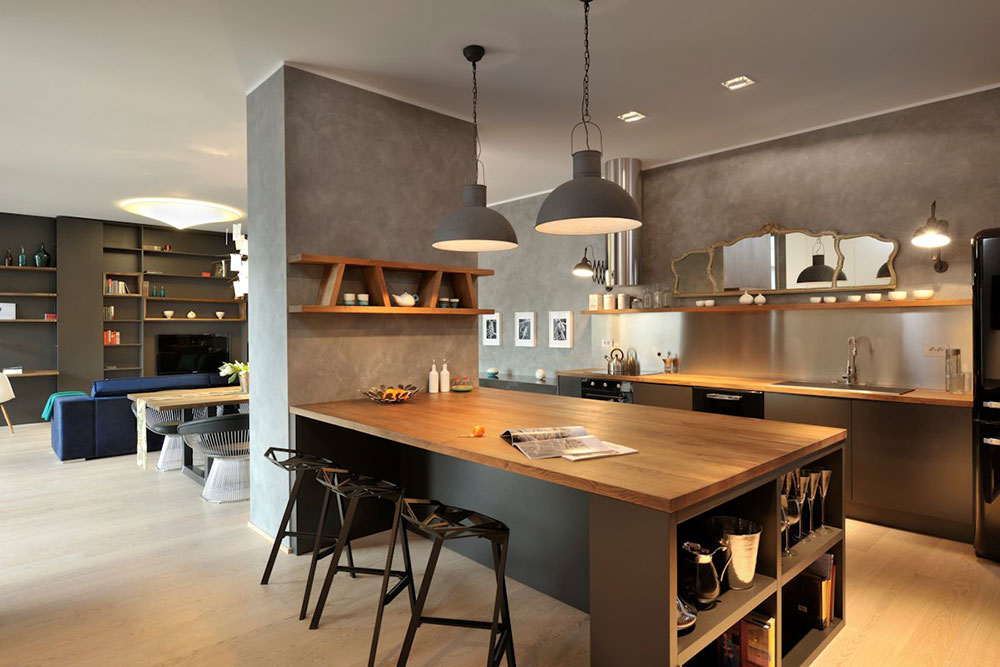 marvelous modern kitchen island ideas idea
