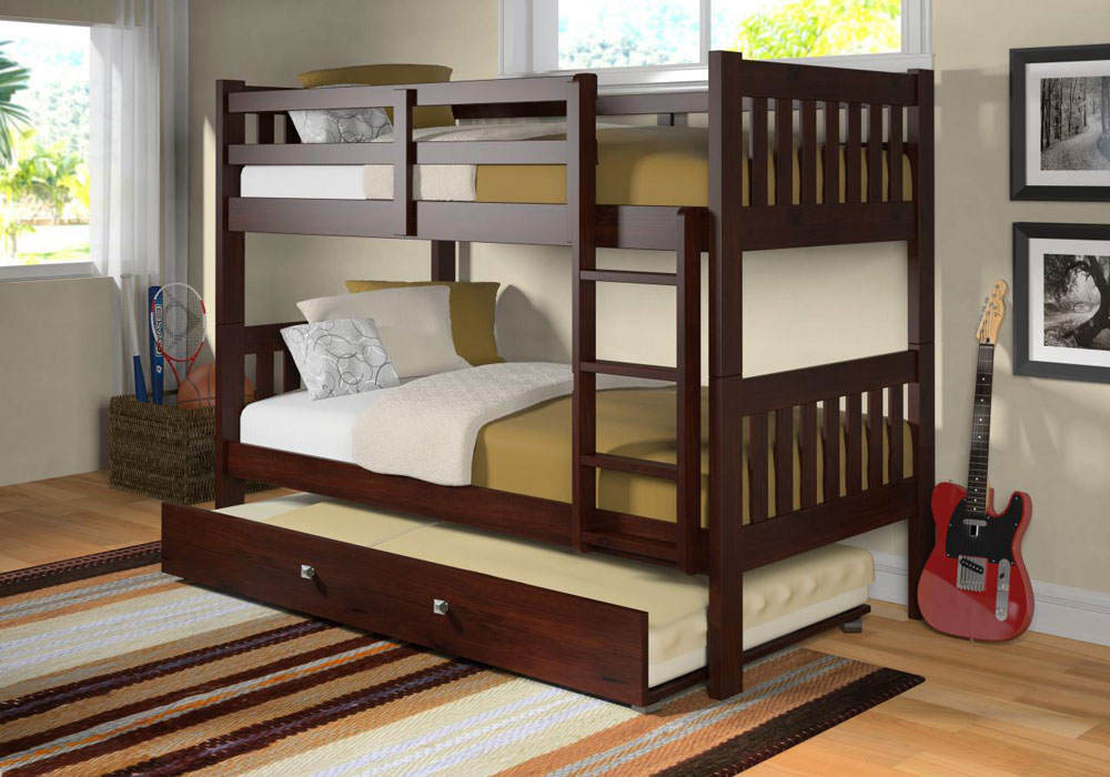 Bunk Beds Design Ideas  12. Interesting Bunk Beds Design Ideas For Boys And Girls