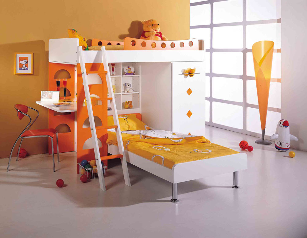 Childrens Room Ideas Bunk Beds bunk beds design ideas for kids (58 best pictures)