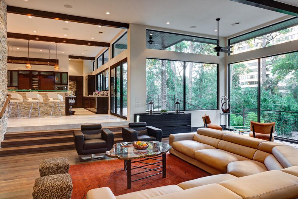 Merveilleux Sunken Living Room Designs The Perfect Conversation Pits7 Best