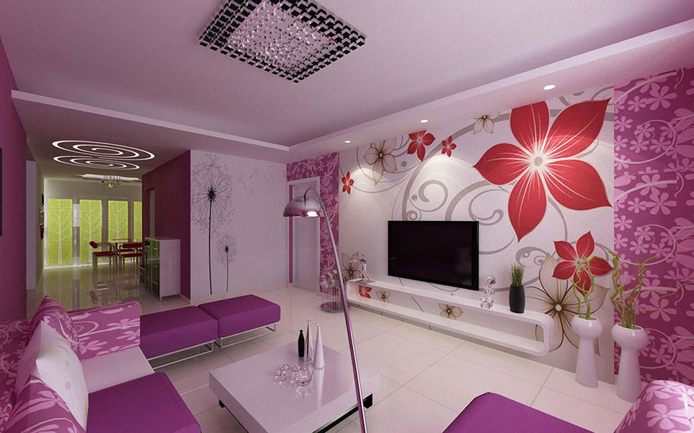 The Usage Of Purple In Interior Design 10 Best