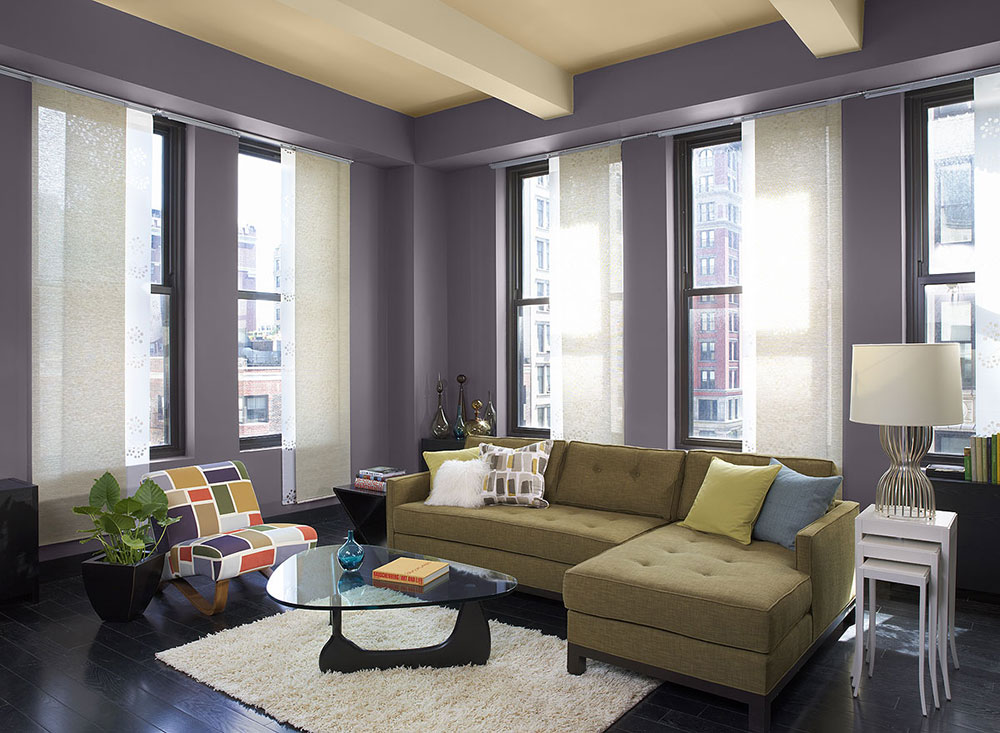 Great The Usage Of Purple In Interior Design Best