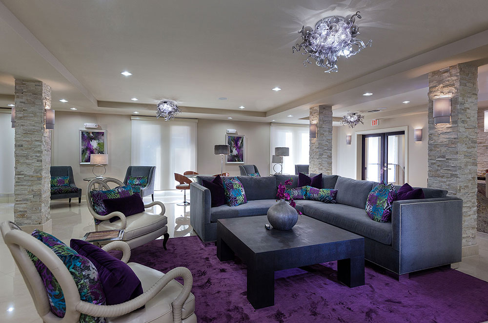 The Usage Of Purple In Interior Design 12 Best