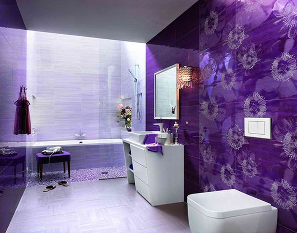 Best Purple Decor & Interior Design Ideas (56 Pictures)