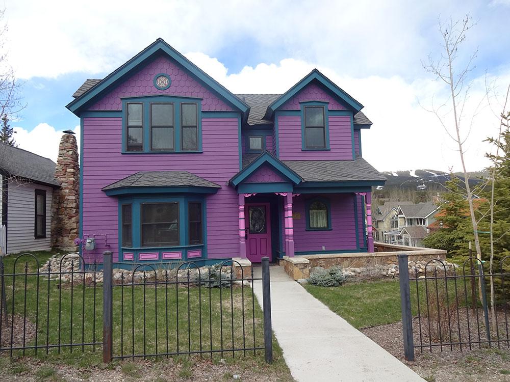 The Usage Of Purple In Interior Design 6 Best