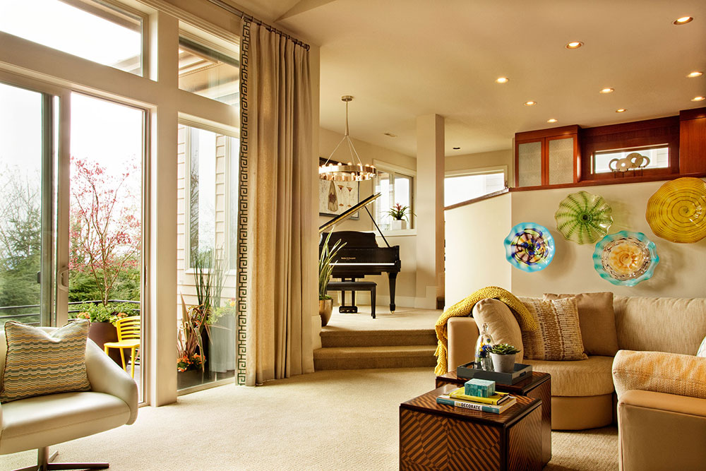 Impressive Curtains Window Treatments And Decorations 4