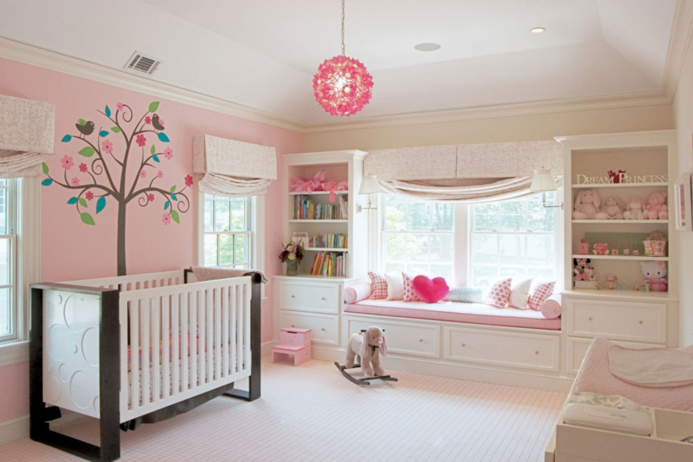 Your Little Kids Room Baby Nursery Interior Design