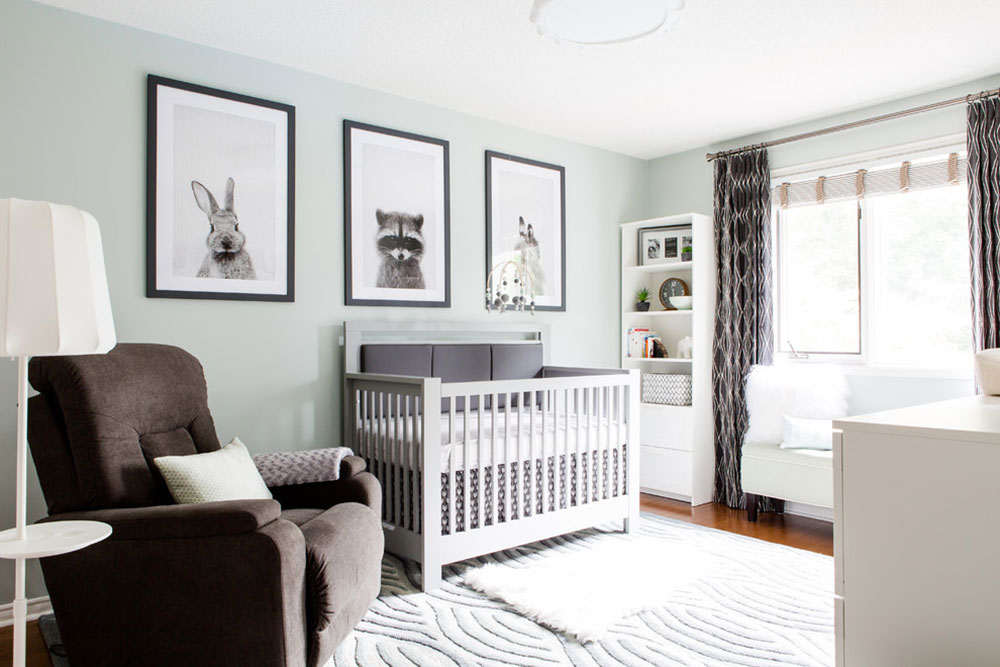 Good Your Little Kids Room Baby Nursery Interior Design