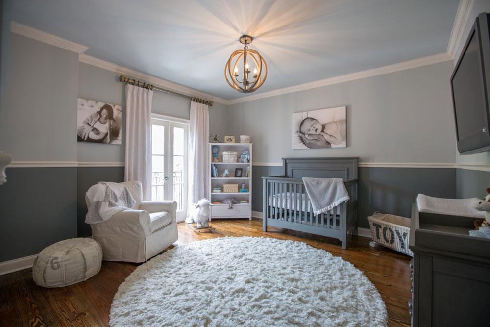 Your Little Kid\'s Room - Baby Nursery Interior Design Ideas