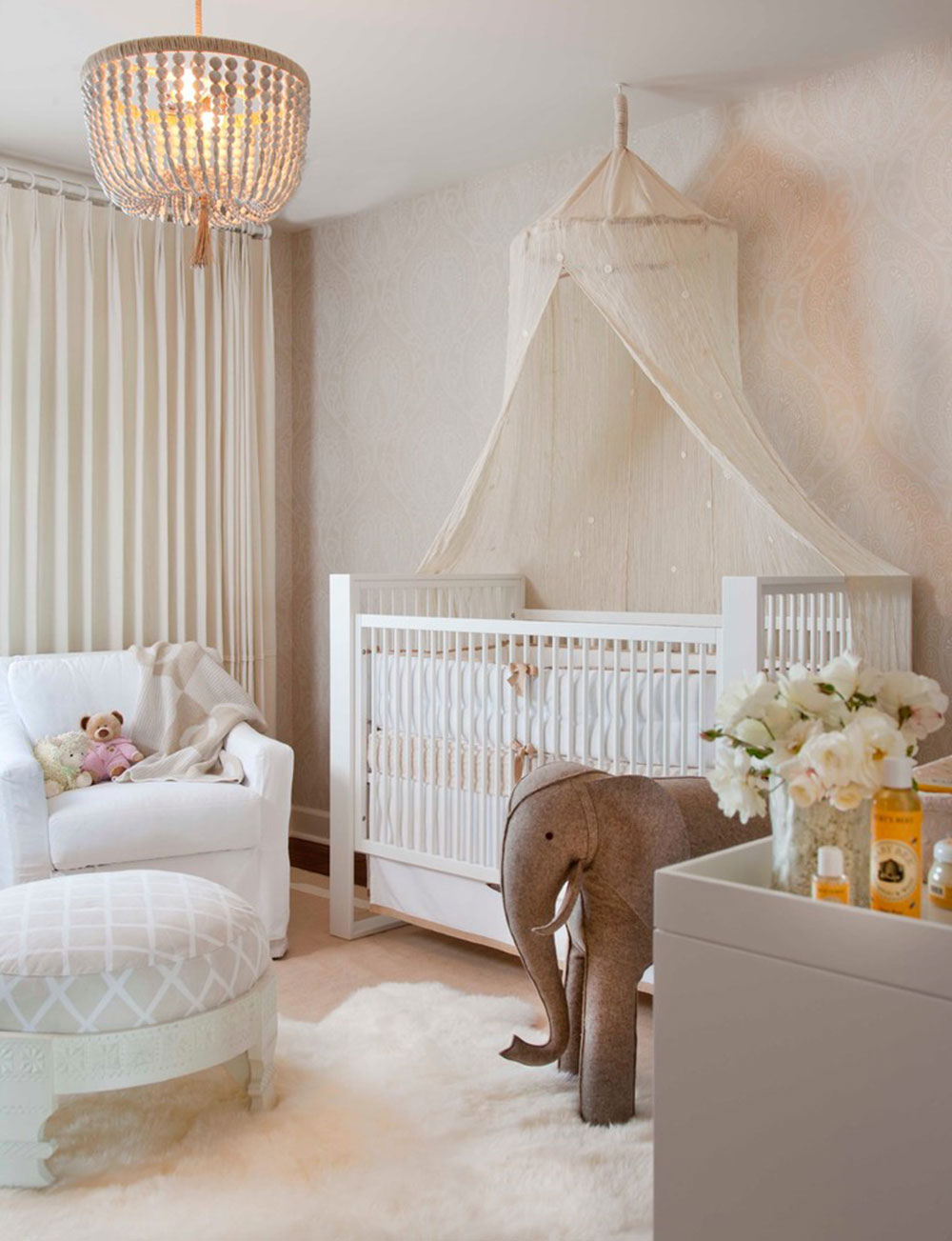 Your Little Kid\'s Room - Baby Nursery Interior Design Ideas