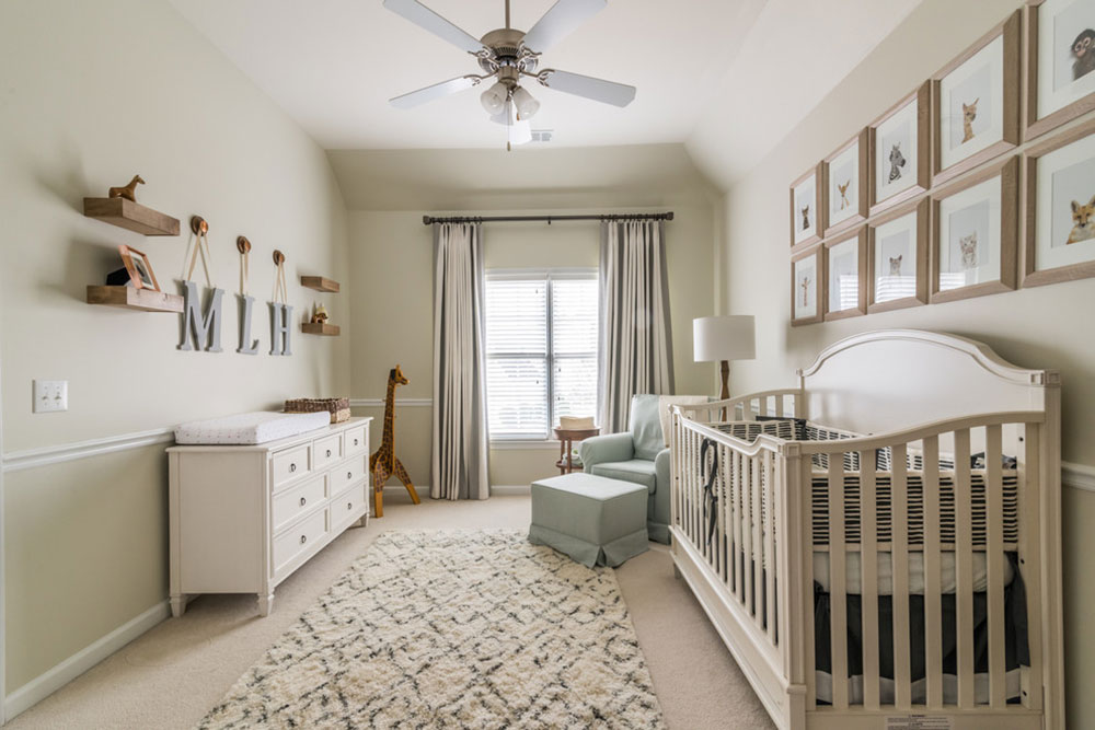 Your Little Kids Room Baby Nursery Interior Design