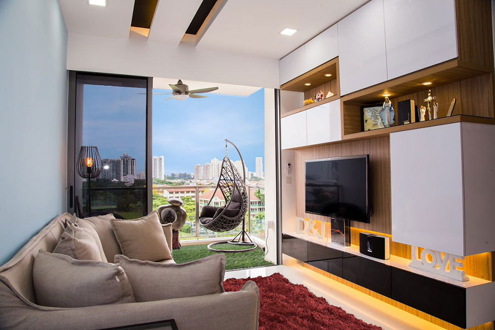 Contemporary Living Room Ideas And Inspiration For Organizing Small Living  Rooms Part 46