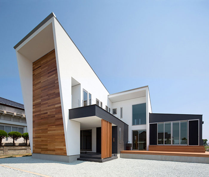 Modern Japanese Architecture And Its Beautiful Shapes