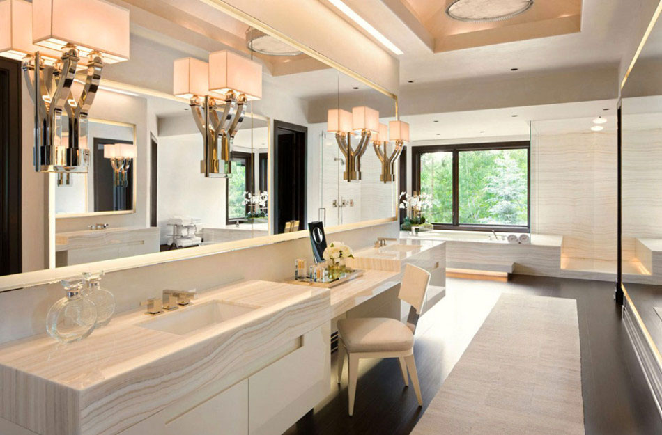 Gorgeous Bathroom gorgeous bathroom interior designs for home